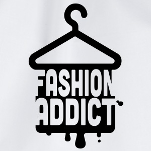 Fashion Addict Buttons / Anstecker - Turnbeutel