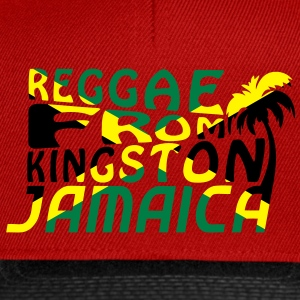 reggae from kingston jamaica T-shirts - Snapbackkeps