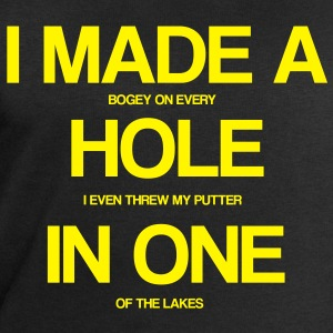 I made a hole in one - Men's Sweatshirt by Stanley & Stella