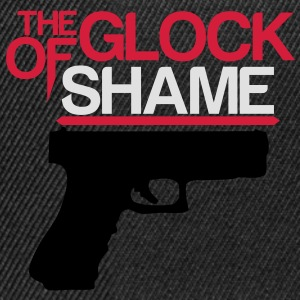 THE GLOCK OF SHAME - Snapback Cap