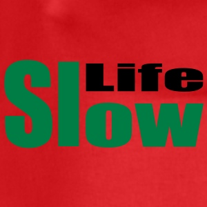 slow life - Turnbeutel