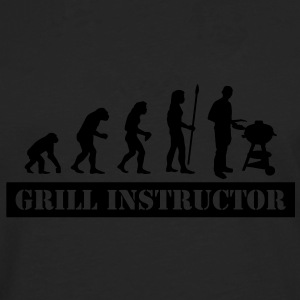 evolution_grill_instructor Tee shirts - T-shirt manches longues Premium Homme