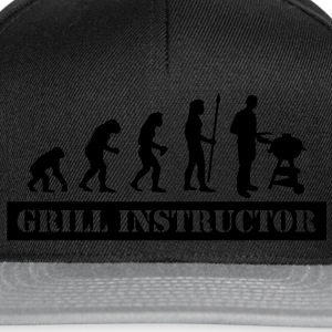 evolution_grill_instructor Tee shirts - Casquette snapback