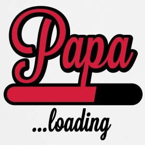 Papa loading | Papi wird geladen T-Shirts - Kokkeforkle