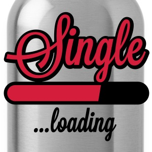 Single loading | Single wird geladen T-Shirts - Borraccia