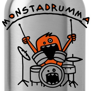 Monster Drummer Tassen - Drinkfles