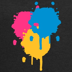 Three bright color spots in graffiti style Umbrellas - Men's Sweatshirt by Stanley & Stella