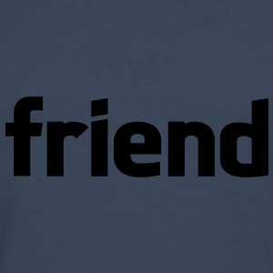 friend T-Shirts - Camiseta de manga larga premium hombre