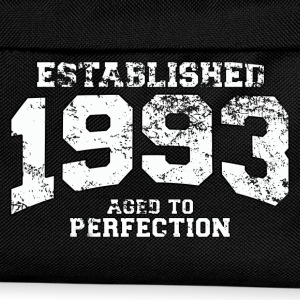 established 1993 - aged to perfection (fr) Tee shirts - Sac à dos Enfant
