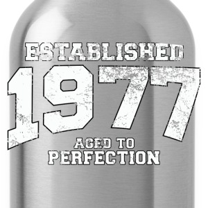 established 1977 - aged to perfection (fr) Tee shirts - Gourde