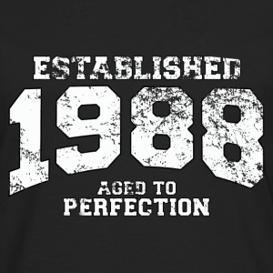 established 1988 - aged to perfection (uk) Hoodies & Sweatshirts - Men's Premium Longsleeve Shirt