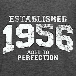 established 1956 - aged to perfection (nl) Sweaters - Vrouwen tank top van Bella