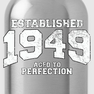 established 1949 - aged to perfection (nl) Sweaters - Drinkfles