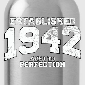 established 1942 - aged to perfection (nl) Sweaters - Drinkfles