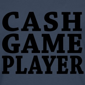 Cash Game Player Pullover - Männer Premium Langarmshirt