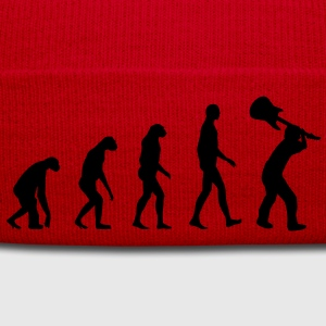 Evolution Rock - Musik T-shirt - Cappellino invernale
