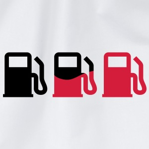 Zapfsäule | Gas station T-Shirts - Gymtas