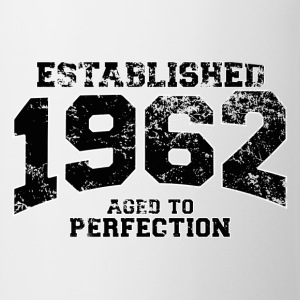 established 1962 - aged to perfection(fr) Tee shirts - Tasse