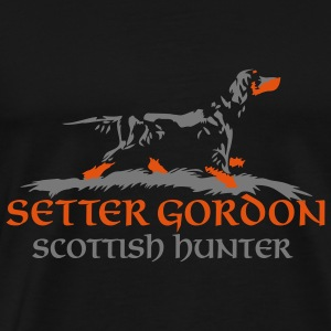 setter gordon bag - Men's Premium T-Shirt