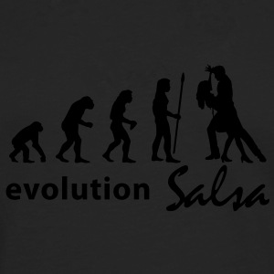 evolution_salsa T-Shirts - Men's Premium Longsleeve Shirt