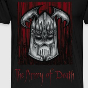 The Army of Death - Camiseta premium hombre
