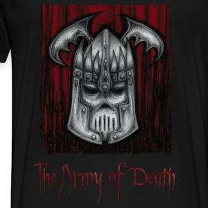 The Army of Death, del cranio alato. - Maglietta Premium da uomo