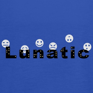 Lunatic logo - Tank top damski Bella