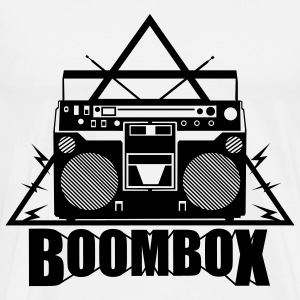 Sweat homme Boombox 2 - T-shirt Premium Homme