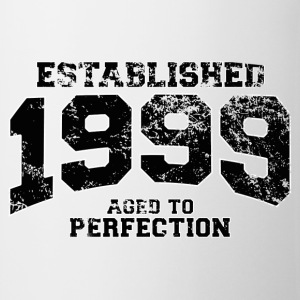 established 1999 - aged to perfection(fr) Polos - Tasse