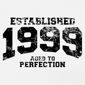 established 1999 - aged to perfection(fr) Polos - T-shirt Premium Homme