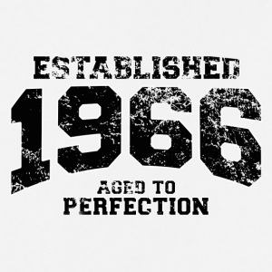 establishes 1966 - aged to perfection Poloshirts - Kochschürze