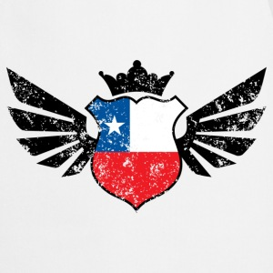 Chile soccer emblem flag Children's T-shirt - Cooking Apron