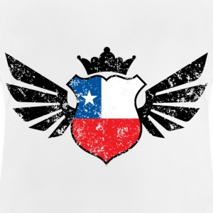 Chile soccer emblem flag Children's T-shirt - Baby T-Shirt