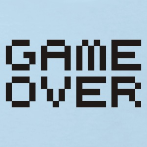 Game over / game over pixels Baby Bodysuits - Kids' Organic T-shirt