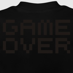 Game over / game over pixels Sweats Enfants - T-shirt Bébé