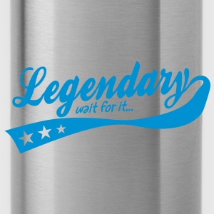 legendary ... wait for it ... retro Bags  - Water Bottle
