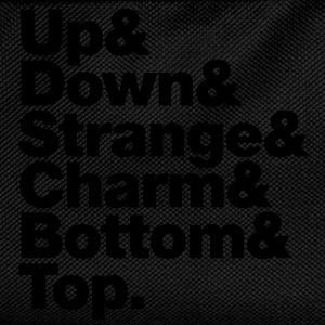 Up & Down & Strange & Charm & Bottom & Top. Pullover - Kinder Rucksack