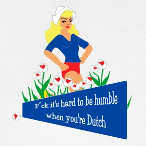 dutch parody patjila Hoodies & Sweatshirts - Baseball Cap