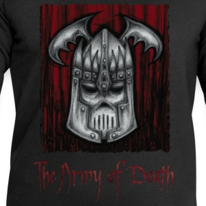 The Army of Death,  Metal Helmet design - Sweat-shirt Homme Stanley & Stella