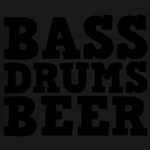 Bass Drums and Beer Ondergoed - Mannen Premium T-shirt