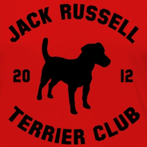 JACK RUSSELL TERRIER CLUB   Tee shirts - T-shirt manches longues Premium Femme