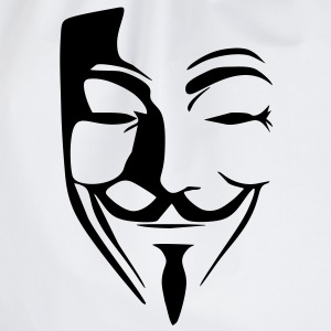 anonymous Langarmshirts - Turnbeutel