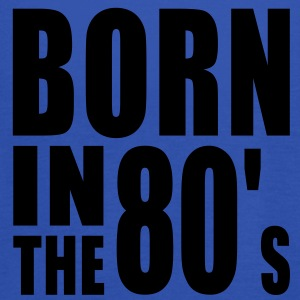 BORN IN THE 80s T-Shirt WN - Dame tanktop fra Bella