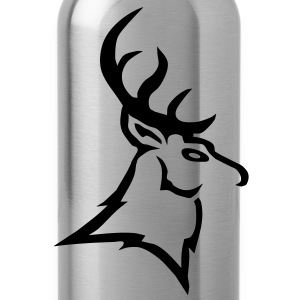 stag vector T-Shirts - Water Bottle