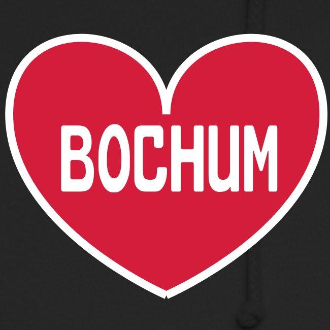 Bochum Herz - Frauen Kapuzenpulli