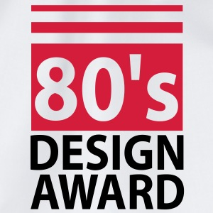 80s design award - birthday shirt men - Gymtas