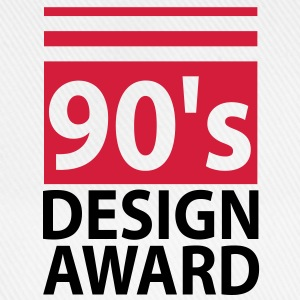90s design award - birthday shirt men - Cappello con visiera