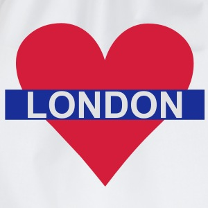 Love London - Underground T-Shirts - Turnbeutel
