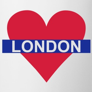 Love London - Underground T-skjorter - Kopp