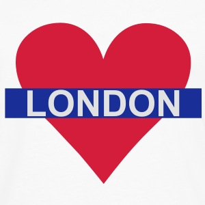 Love London - Underground Tee shirts - T-shirt manches longues Premium Homme